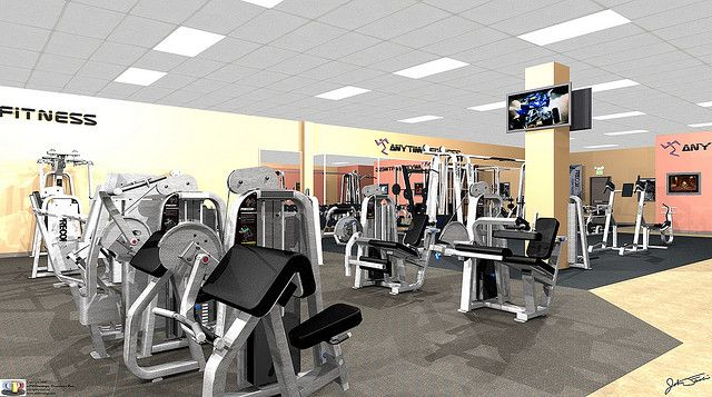 Anytime Fitness Photo by Regnifne