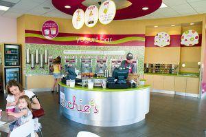 Menchie's Frozen Yogurt Interior Photo by menchiesyogurt