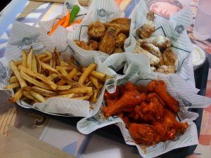 Wingstop Franchise Photo by Rogansan
