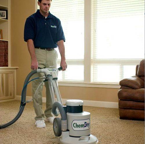Chem Dry Carpet Cleaning Photo by tracywooler