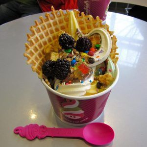Menchie's Frozen Yogurt Photo by +Russ