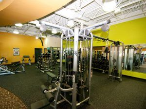 Anytime Fitness New Club Interior
