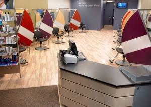 Great Clips Salon Interior 2