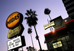 Midas Auto Repair Franchise Photo by troutfactory