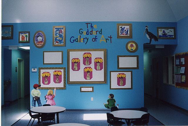 Goddard School Interior Photo by Anne Atkinson