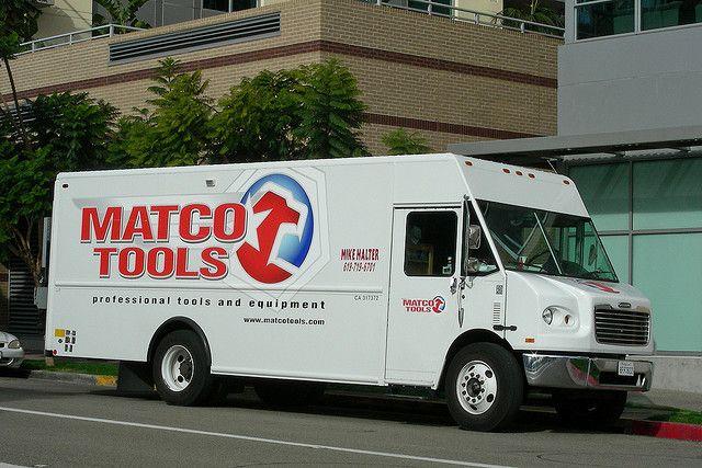 Matco Tools Truck Photo by So Cal Metro
