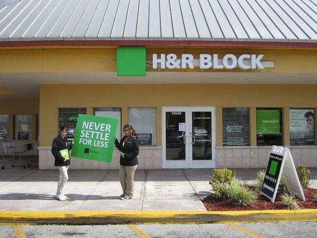 H&R Block Franchise Photo by Makaiinc
