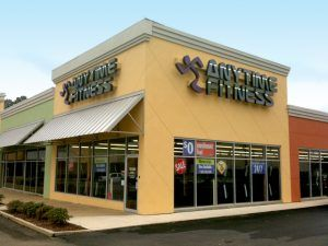 Anytime Fitness Club in Starkville, MS