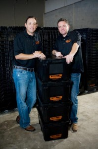Tom (left) and Bob Cannon, Co-Founders of BungoBox