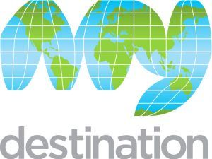 My Destination new logo