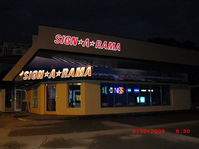 Sign-A-Rama Exterior Photo