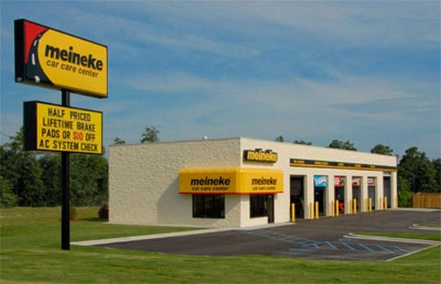 Meineke Car Care Center Franchise Photo by crazyk025