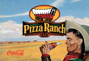 Pizza Ranch Franchise Photo by Insight Marketing Design