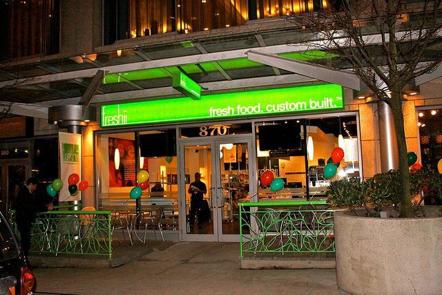 Freshii Franchise Photo by freshii