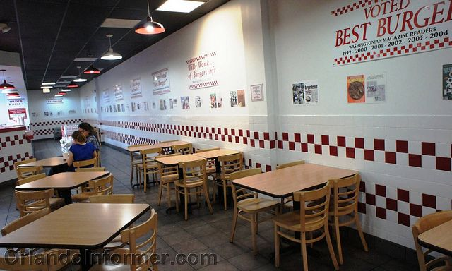 Five Guys Burgers Franchise Review On Top Franchising
