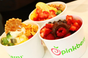 Pinkberry Frozen Yogurt Franchise Photo by PortraitWords