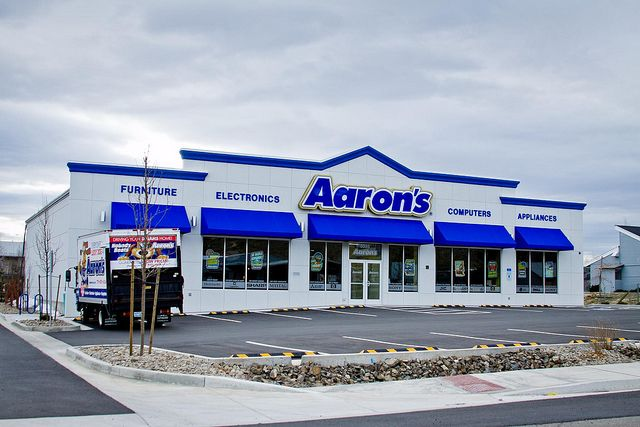 Aarons Sales And Leasing Franchise Photo By ScottSchrantz