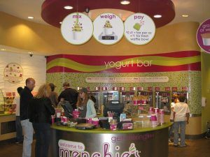 Menchie's Frozen Yogurt Franchise Photo by MercerBalls