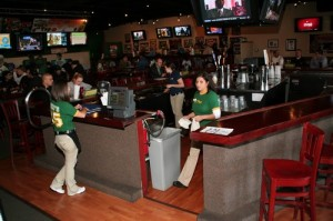 Beef 'O' Brady's Franchise Interior Photo