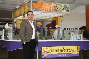 Mauricio Acevedo, CEO of BannaStrow's