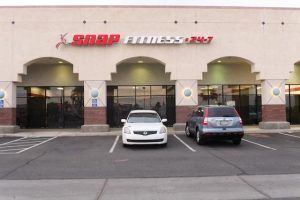 Snap Fitness Franchise Exterior Photo