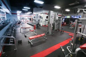 Snap Fitness Franchise Interior Photo