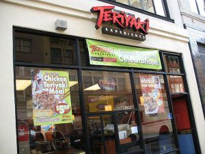 Teriyaki Experience Photo by Gary Soup