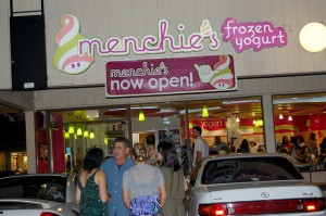 Menchie's Kapolei Grand Opening Photo by menchiesyogurt
