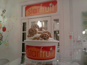 Starfruit Cafe Franchise Photo by Lifeway Foods, Inc.
