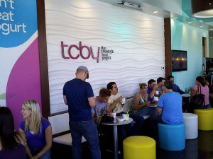TCBY Frozen Yogurt Franchise Photo by StruckAxiom
