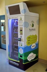 h.u.m.a.n. Vending Machine Photo by cliff1066