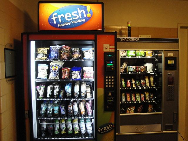 Fresh Healthy Vending Photo by absolut_tl