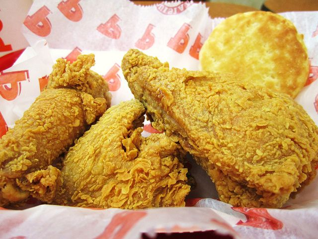 Popeyes Louisiana Kitchen Franchise Photo by michellemondays