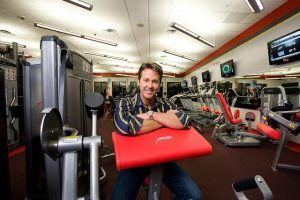 Photo of Snap Fitness CEO Peter Taunton