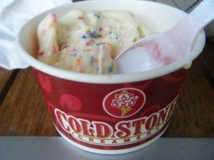 Cold Stone Creamery Frozen Yogurt Photo by NikkiPanache