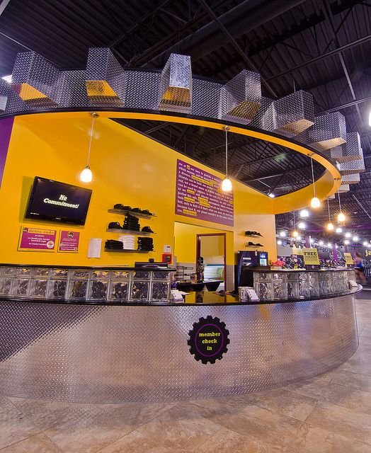 Gym Interior Fitness Design And: Planet Fitness Franchise Review On Top Franchise