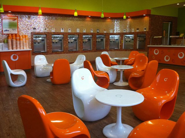 Orange Leaf Frozen Yogurt Photo by kdwalker91