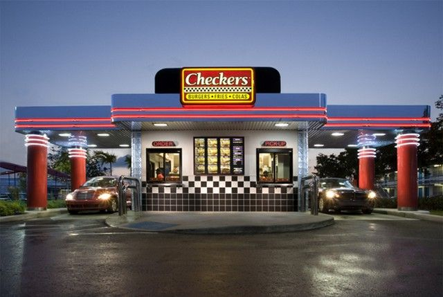 Checkers Restaurant Near Me