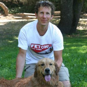 Paul Mann, CEO of Fetch! Pet Care