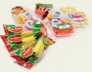 Del Monte Vending Machine Products Photo by Del Monte