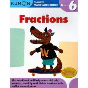 Kumon Math and Reading Center workbook photo by sachkumon
