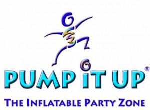 Pump It Up Franchise Logo