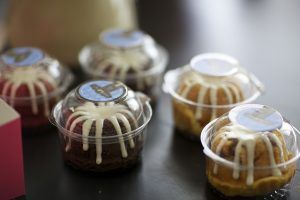 Nothing Bundt Cakes Photo by kaosotep
