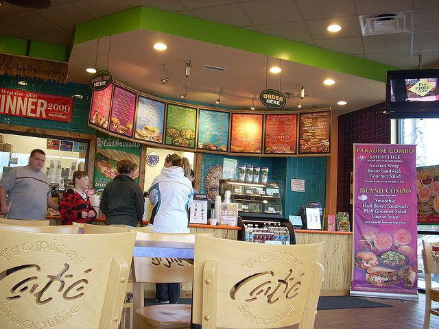 31 Substantial Fees Every Tropical Smoothie Cafe Franchisee Needs To Know