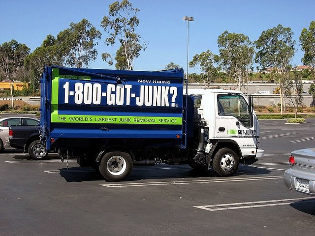 1-800-Got-Junk? Photo by Photo Nut 2011