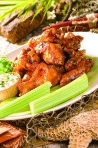 Hurricane Grill & Wings' Honey Balsamic Wings