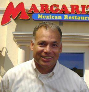 Hugo Marin, President of Margarita's Mexican Restaurant