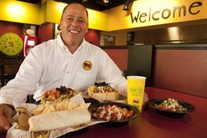 Paul Damico, President of Moe's Southwest Grill