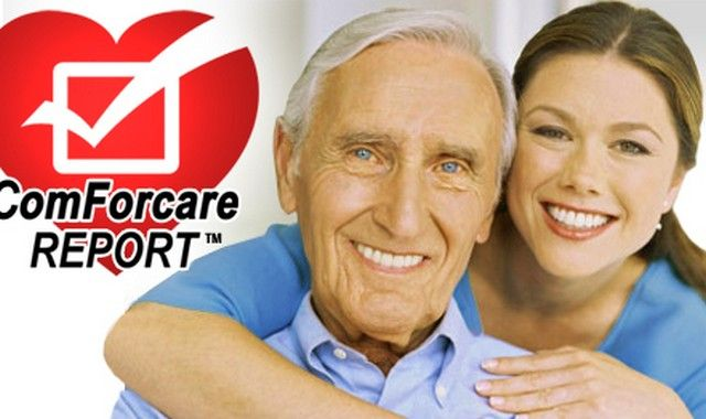 ComForcare Report Photo