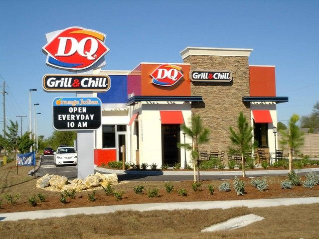 DQ Grill & Chill Exterior Photo